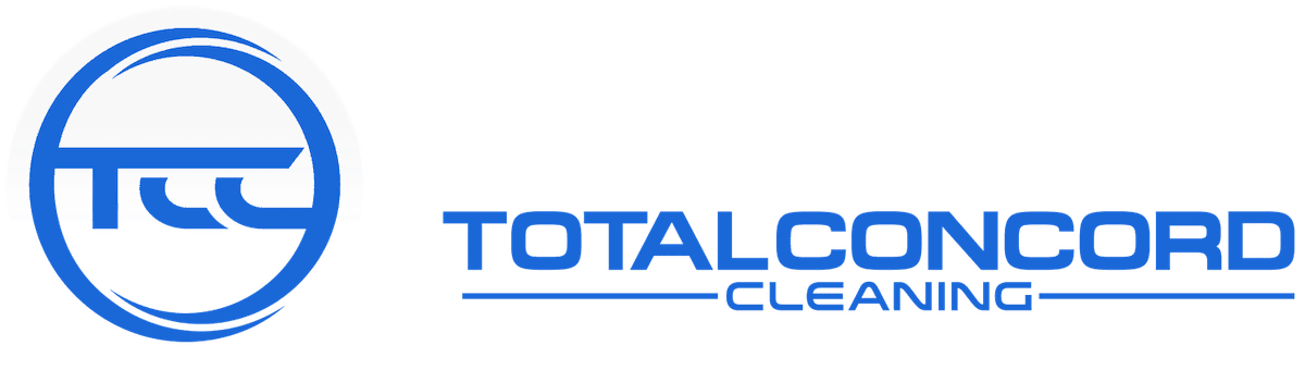 total concord cleaning logo